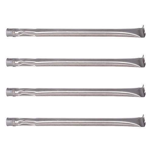 XIDENGL 10361 (4-Pack) Universal Stainless Steel Replacement BBQ Grillware Pedestal Grill for Charmglow, Nexgrill, Costco Kirkland, Perfect Glo,Permasteel, Sterling Forge (16 13/16