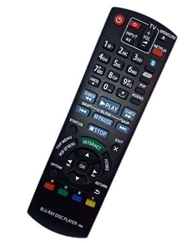 Replaced Remote Control Compatible for Panasonic DMPBDT22...