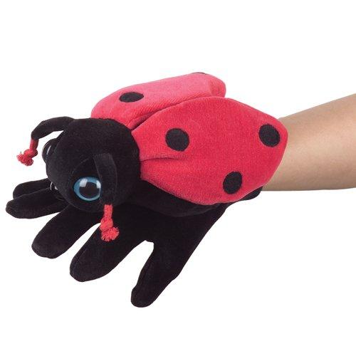 Ladybug Garden Friends Glove Puppet