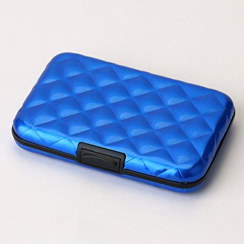 Aluminum Wallet Credit Waterproof Blocking