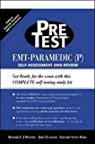 img - for EMT-Paramedic (P) PreTest Self Assessment and Review book / textbook / text book