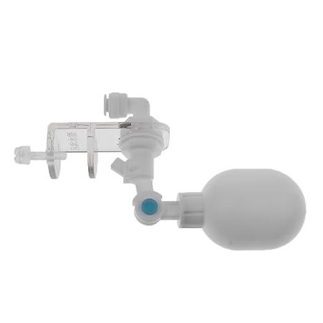 perfeclan mini válvula de bola automática del flotador del agua del acuario para la mini torre
