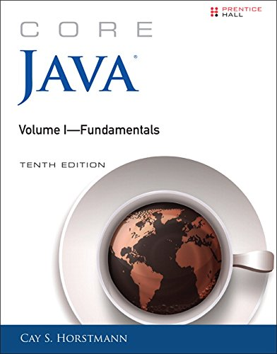 Core Java Volume I--Fundamentals (10th Edition) (Core Series) by imusti