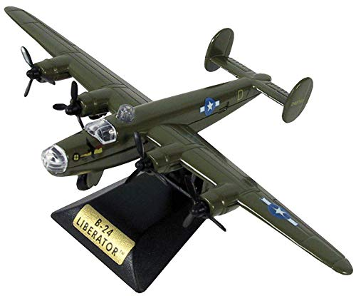 InAir Legends of Flight - B-24 Liberator 24 Scale Airplane Replica