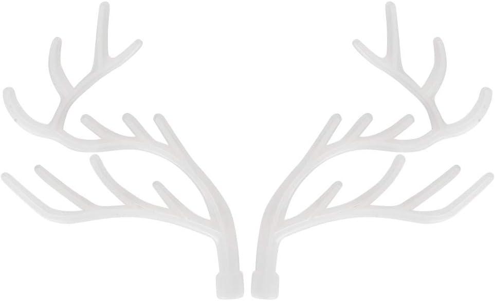 Redxiao 【𝐎𝐟𝐞𝐫𝐭𝐚𝐬 𝐝𝐞 𝐁𝐥𝐚𝐜𝐤 𝐅𝐫𝐢𝐝𝐚𝒚】 Molde de Silicona, epoxi de Cristal de Bricolaje, Accesorios de cumpleaños de Navidad, Vacaciones para Pendientes Colgantes