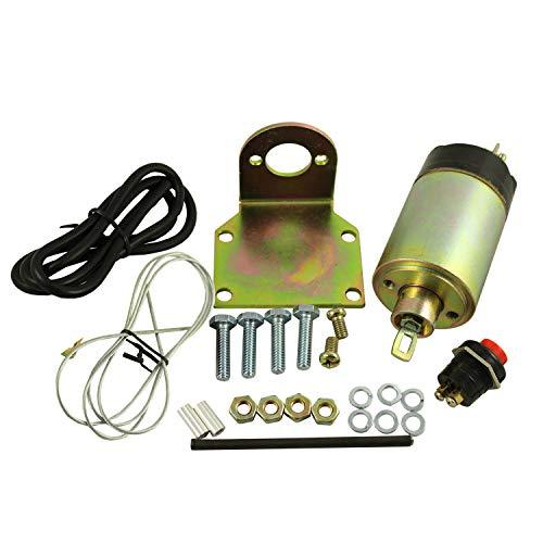 - JDMSPEED New 50lb Solenoid Shaved Door Kit Popper Kit Hot Rod Rat Rod Complete