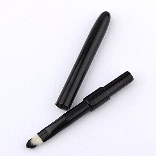 - MINI Travel Size Lip/Eyeliner / Concealer Brush Makeup Tools