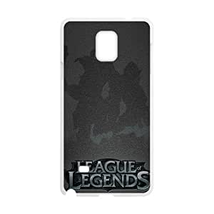 League Legends Brand New And High Quality Custom Hard Case Cover Protector For Samsung Galaxy Note4