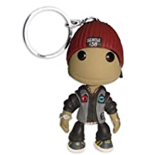 Little Big Planet Keychain Sackboy Delsin Rowe