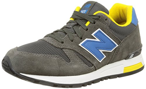 New Balance Herren Nbml565snr Low-Top Grau (Grey/Blue)