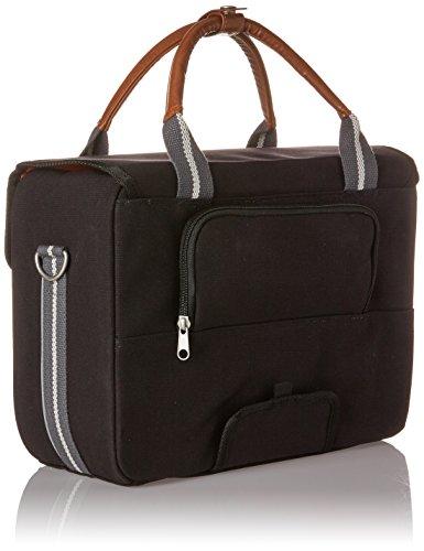 Porte Poussette sac bagages Sac Bolzano Unbekannt Single Bandoulière Noir Mixte dRwqWt