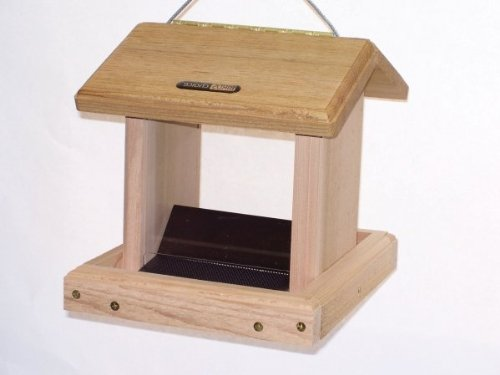 Birds Choice 2-1/2 Qt. 2-Sided Hopper
