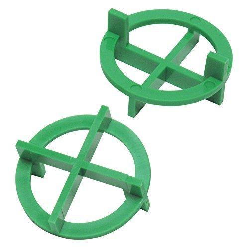 "1/16"" TAVY Tile Spacer, Green - 2002 (100 Pack)"