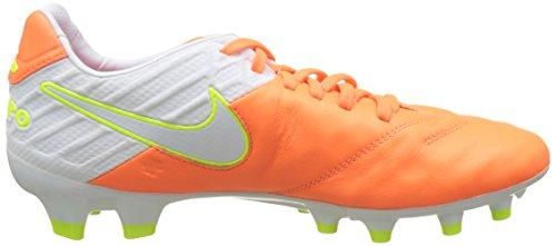 Legacy Scarpe EU 39 NIKE Volt Tiempo Pink da Fg Calcio Arancione Tart II Hyper White Donna FI5Rwq5