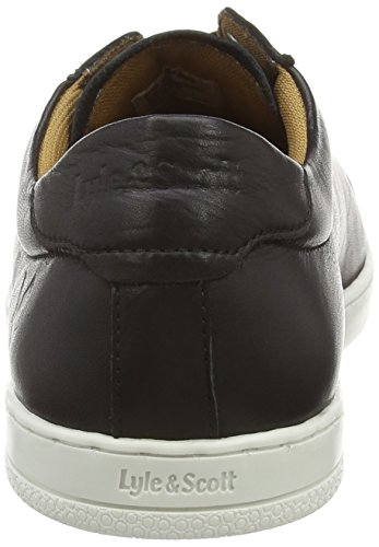Herren True Lyle Scott Black Sneakers 572 Schwarz FW312 amp; aqFPt