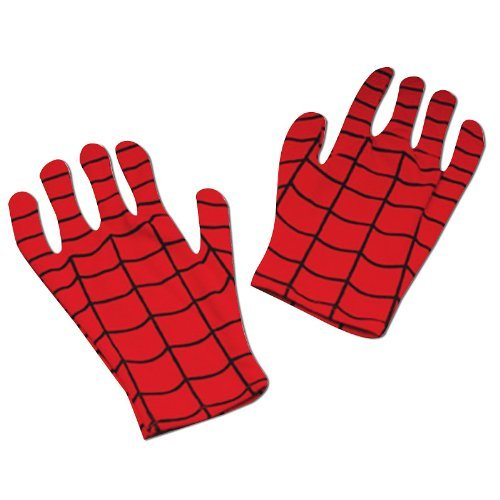Disguise Marvel Spider-Man Child Gloves Costume Accessory, One Size Child - coolthings.us