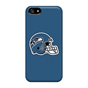 Forever Collectibles Seattle Seahawks 4 Hard Snap-on Iphone 5/5s Case