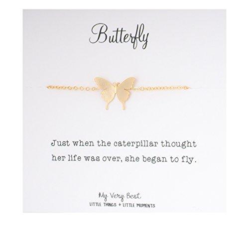 My Very Best Butterfly Bracelet_