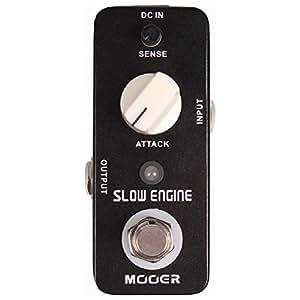 mooer msg1 slow engine guitar volume pedal musical instruments. Black Bedroom Furniture Sets. Home Design Ideas