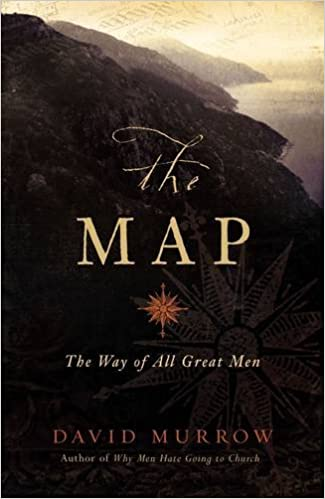 The Map: The Way of All Great Men Book Cover