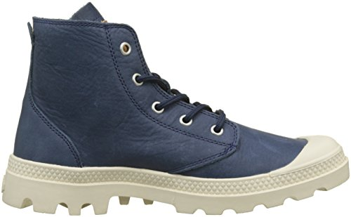 Alto a Unlined Hi Pampa Collo Palladium Unisex Leather Sneaker 7qv0FXPw