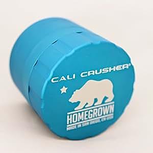 Cali Crusher Homegrown 4 Piece Grinder Aqua