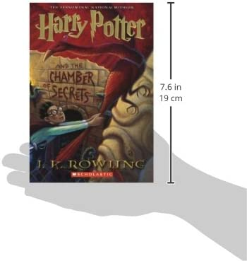 Harry Potter and the Chamber of Secrets: Amazon.es: Rowling, J K ...
