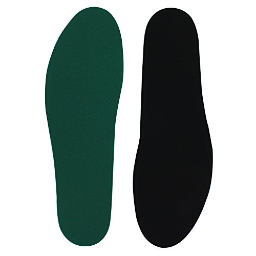 Thin Fit Insole - Spenco Rx Comfort Thin Lightweight Cushioning Orthotic Shoe Insole, Men's 12-13.5
