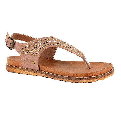 cd705fd88eef71 Corkys Layla Women s Sandal 6 B(M) US Blush