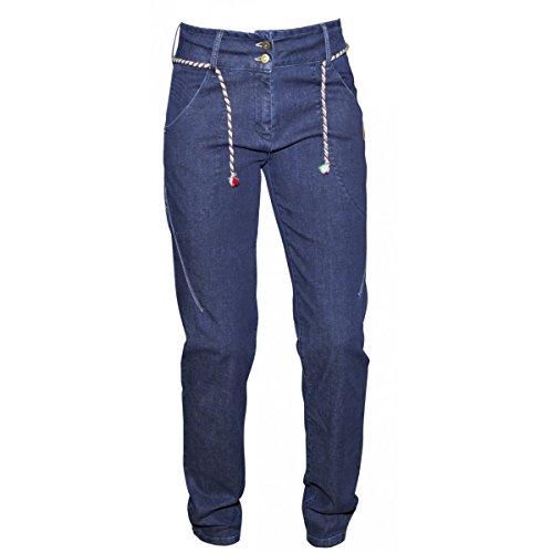 Pantalones Azul Mujeres Abk Climbing Targa Marino EqwTT1S4x