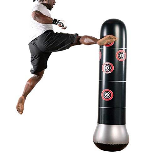 - Boxing Compressible sandbag Free-Stand Tumbler Muay Training Pressure