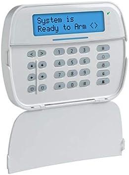 DSC Sistema de alarma de seguridad – DSCWS9LCDWF8EU IOTEGA ...