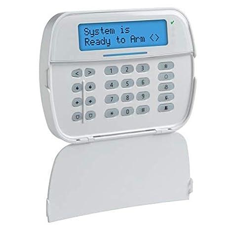 Sistema de alarma de seguridad DSC DSCWS9LCDWF8EU IOTEGA LCD ...