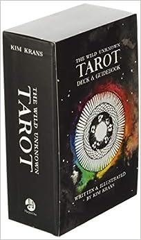The Wild Unknown Tarot Deck & Guidebook