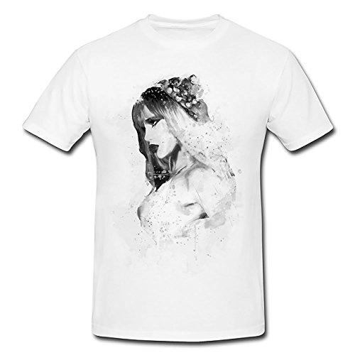 Suki Waterhouse III T-Shirt Herren, Men mit stylischen Motiv von Paul Sinus