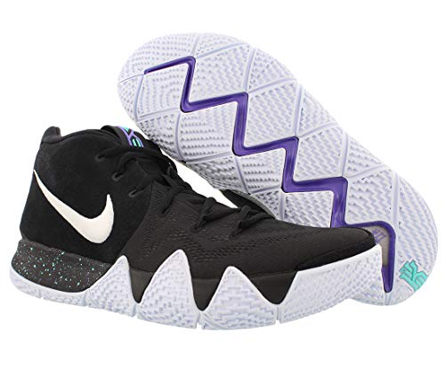 Nike Kyrie 4 Mens Shoes Size 13 Black/White