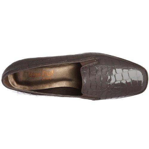 Van Dal - Zapatos de cuero para mujer Marrón