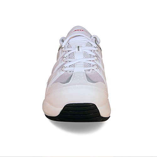 Le Athletic Women's White 2 Sport Shoe Walking MBT qpBStW