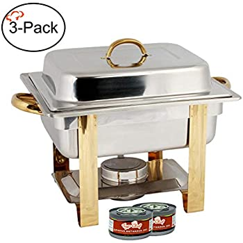 Amazon Com Tiger Chef Full Size Chrome Wire Chafer Stand