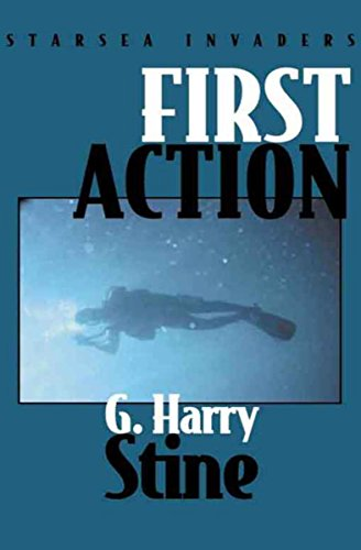 First Action (Starsea Invaders Book 1)