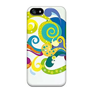 Hot PUL46428GpEe Design Vector High Quality Cases Covers Compatible With Iphone 5/5s