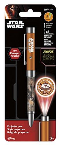 Lightsaber Pen - InkWorks Star Wars The Force Awakens Projector Pen