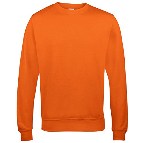 AWDis Hoods - Sudadera con capucha - para mujer Naranja Quemado