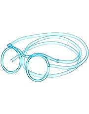شفاطة على شكل نظارة لاعياد الميلاد - ازرق