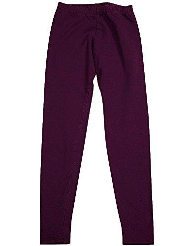 Zara Terez - Big Girls' Legging, Purple 34069-14 -