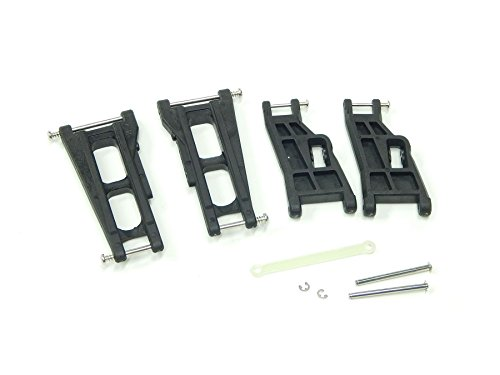 Fiberglass Pins - Traxxas Stampede VXL Suspension Arms Pins Fiberglass Tie Bar E Clips