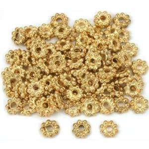 Bali Gold Plated - 6