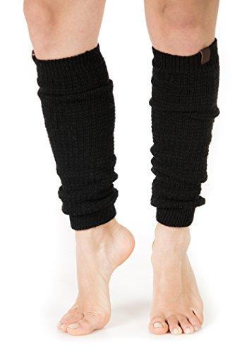 c3703fcdf Marino Women long Knit Winter Leg Warmers