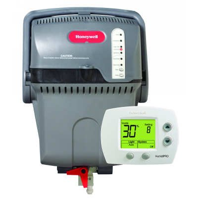 Honeywell TrueSTEAM Humidification System with HumidiPRO - Color - H6062A1000/U HM506-c3