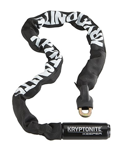 Kryptonite 001706 48' Keeper 712 Integrated Chain Lock